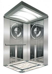 Elevator Cabin Decoration