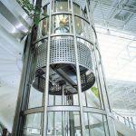 Jenis Lift dengan penggerak Hidrolik
