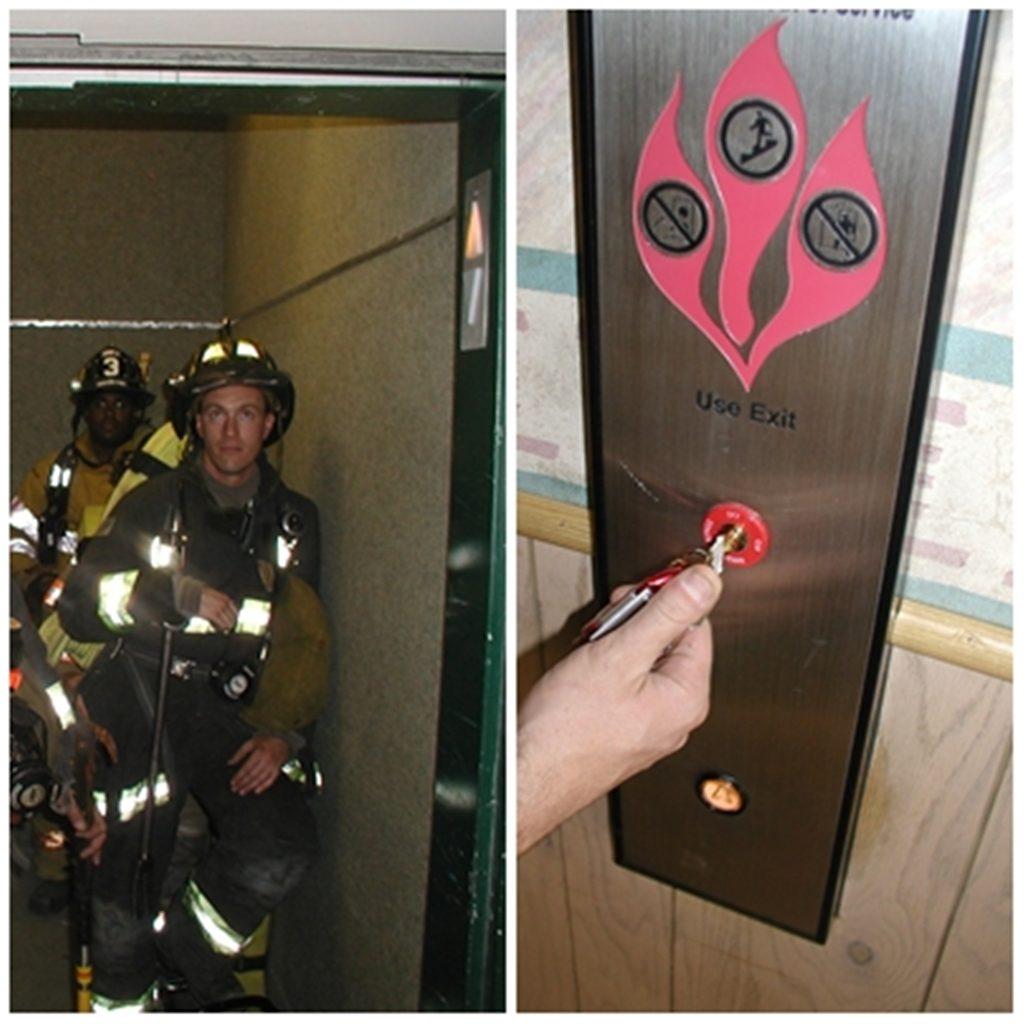 fireman elevator