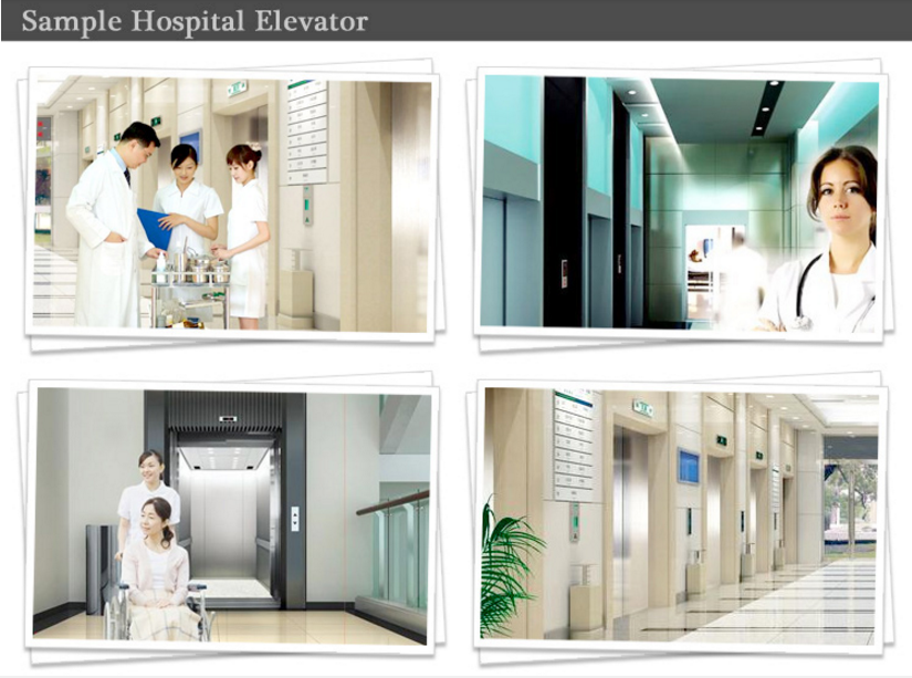 PRODUCT SPECIFICATION hospital elevator
