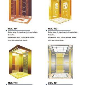 fuji elevator cabin